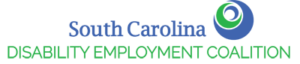 Logo for the South Carolina Disability Employment Coalition